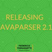 Releasing JavaParser 2.1