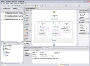 Example from Eclipse BPE