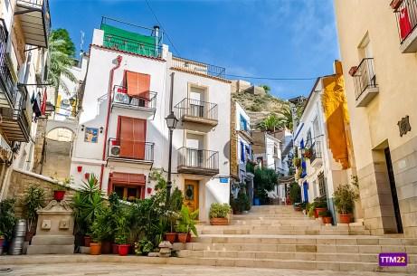 Barrio de Santa Cruz (Alicante)