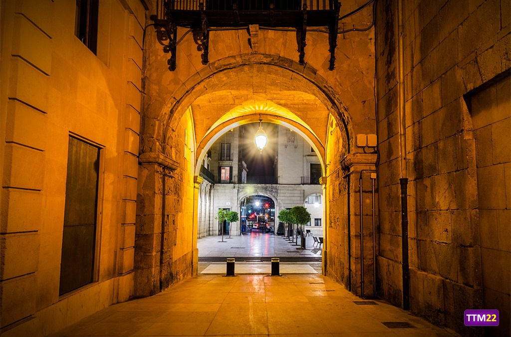 Travesía de la Calle Mayor #Alicante