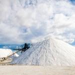 Montañas de sal #SantaPola