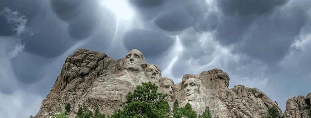 Stormy Rushmore