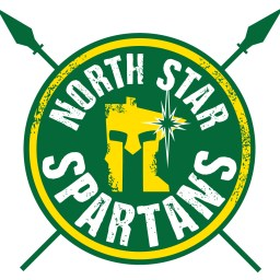 North Star Spartans team logo