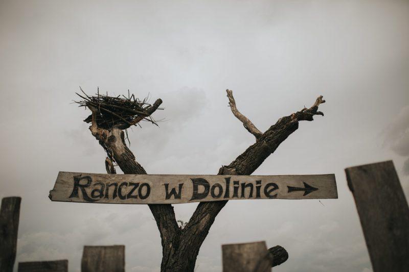 ranczo w dolinie