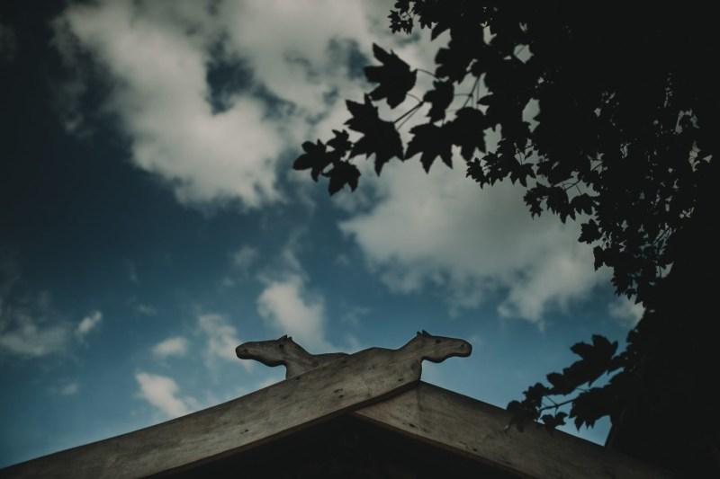 ranczo w dolinie niebo chmury