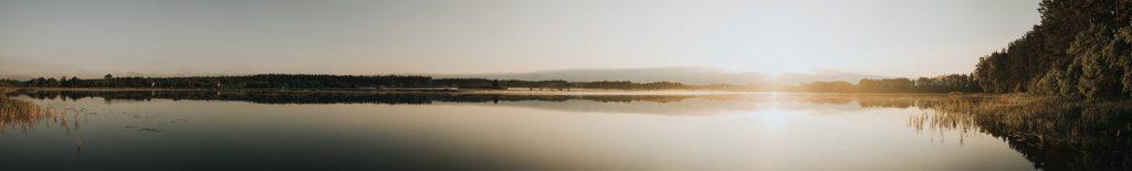 podlasie panorama wschód słońca podlaskie jezioro orle