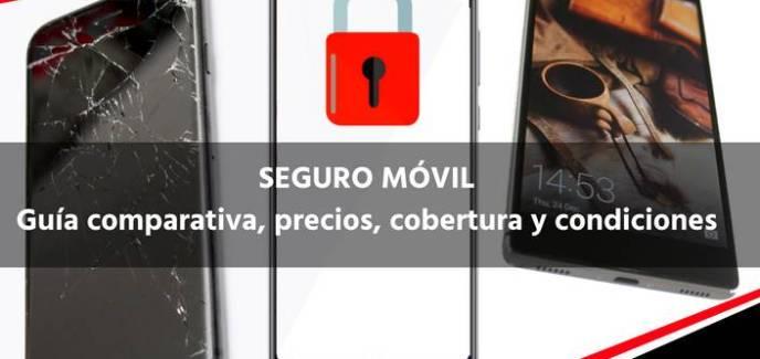 El mejor seguro móvil y más barato con la máxima cobertura del mercado