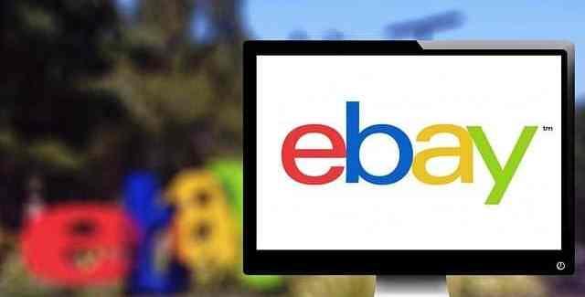 Ebay app para vender cosas