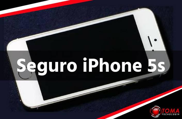 Seguro iPhone 5s