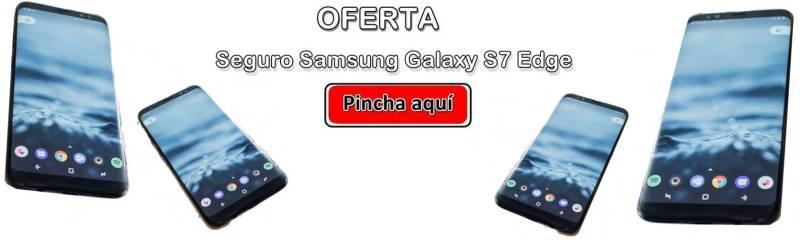Asegurar Samsung Galaxy S7 Edge