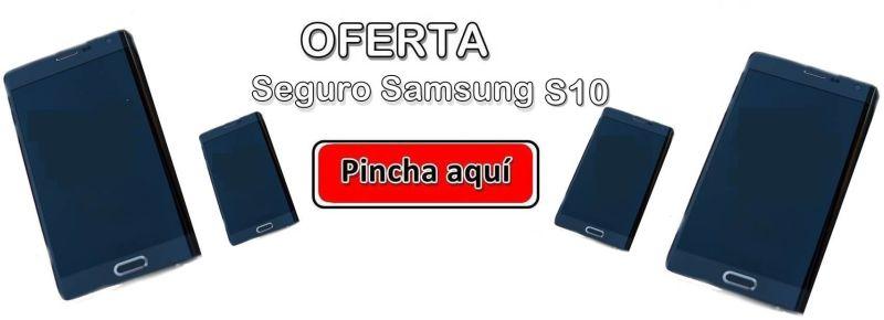 Seguro Samsung Galaxy S10