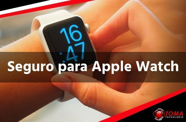 Seguro para Apple Watch