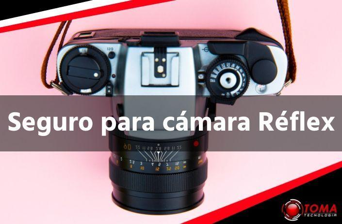 Seguro para cámara Réflex
