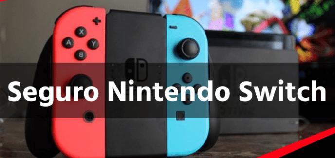 Seguro Nintendo Switch