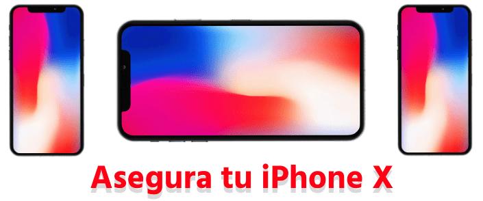 OFERTA SEGURO IPHONE X