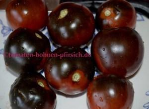 blue Schokolade schwarze Tomate