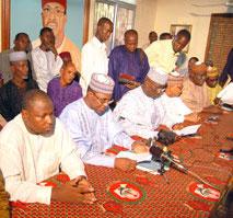 """Baba Tandja"" looms over the MNSD-Nassara  leadership."