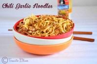 Chili Garlic Noodles Recipe| Chinese Recipes