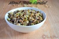 Mixed Bean Sundal Recipe| Navrathri Recipes