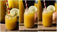 Mango Passion Fruit Iced Tea
