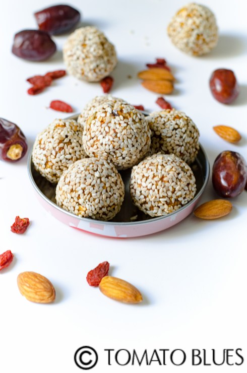 super foods energy balls