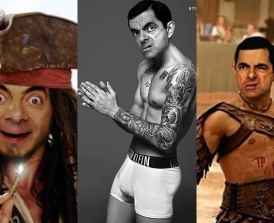 Mr. Bean in many roles