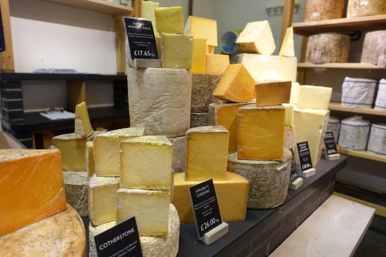 stinky cheese