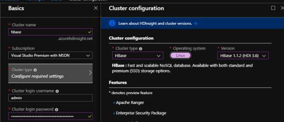 Setting up OpenTSDB in Azure using HDInsight and Hbase - Tom Austin