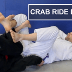 crab ride drills for jiu jitsu