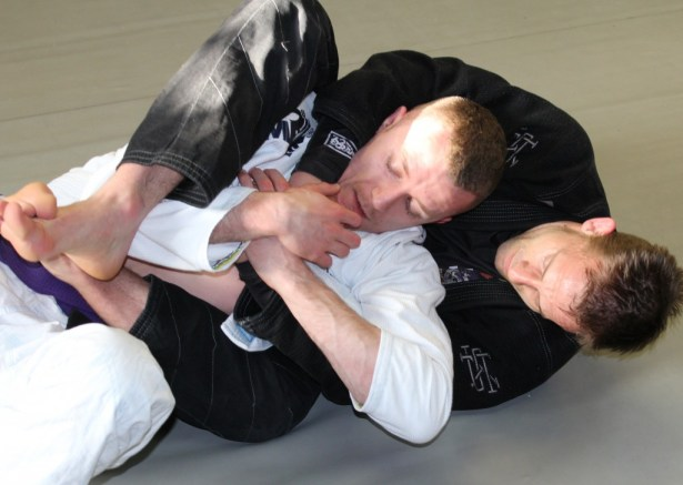 Attacking the Back In Jiu Jitsu
