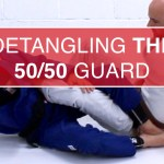 Detangling The 50/50 Guard in Brazilian Jiu Jitsu
