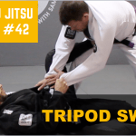 2 Minute Jiu Jitsu Ep.42: Tripod Sweep