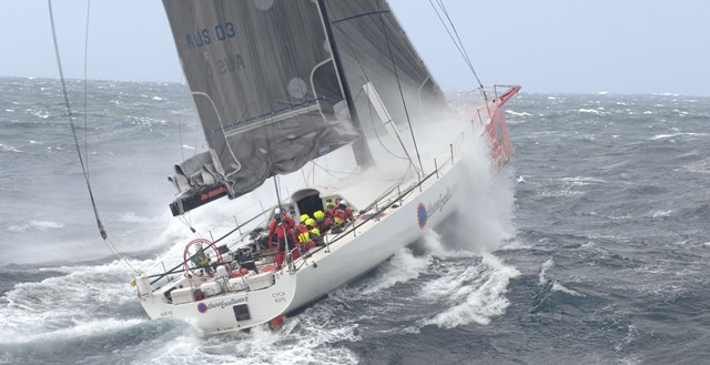 Tom featured in Rolex Sydney Hobart Race Documentary