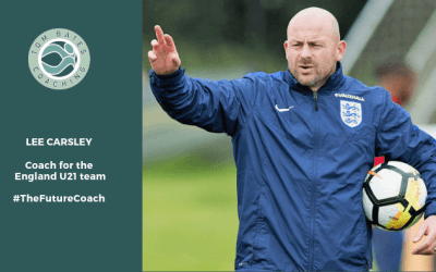 Lee Carsley – Speaker at The Future Coach Seminars 2018