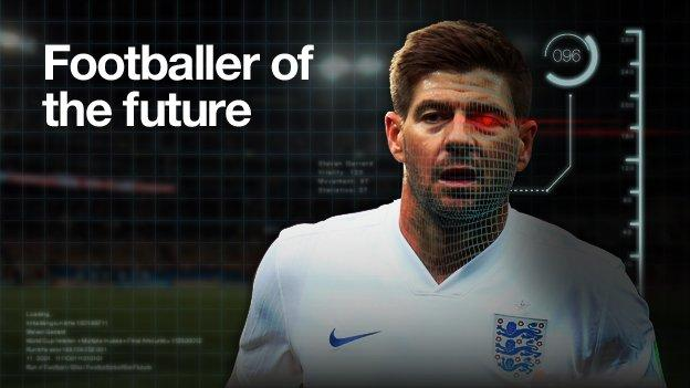 Tom on the BBC – Harder, faster, stronger – creating tomorrow's footballer