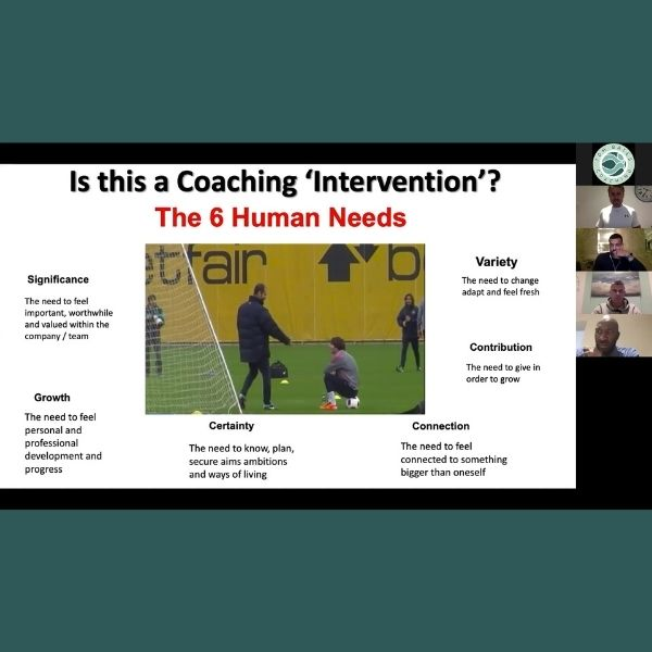 Product image for The Future Coach Virtual Seminar Video