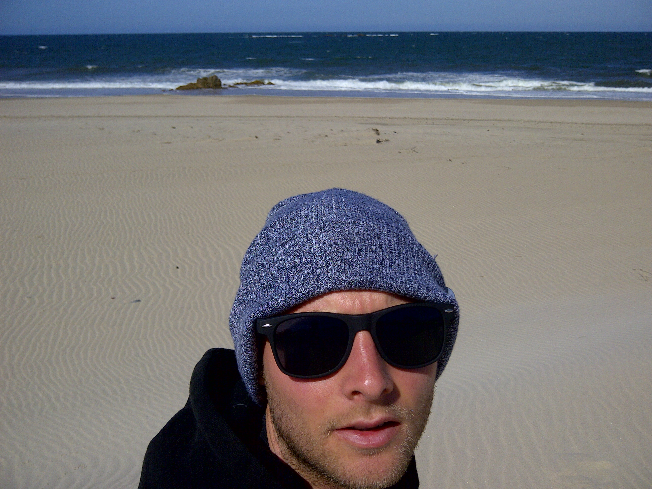 Me in Portugal!