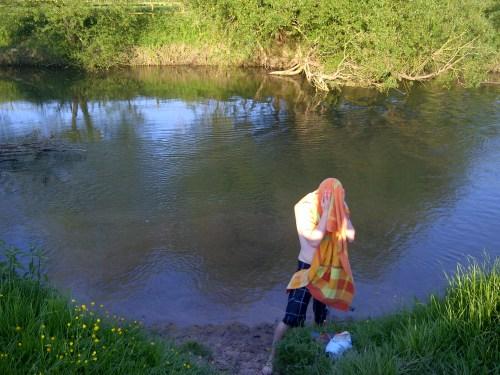 Rhys at Mordiford