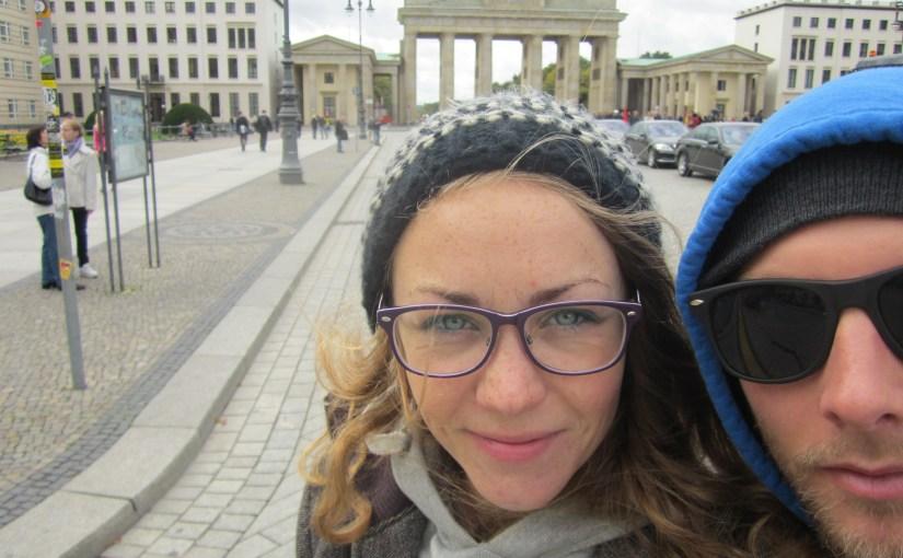 Back in Berlin