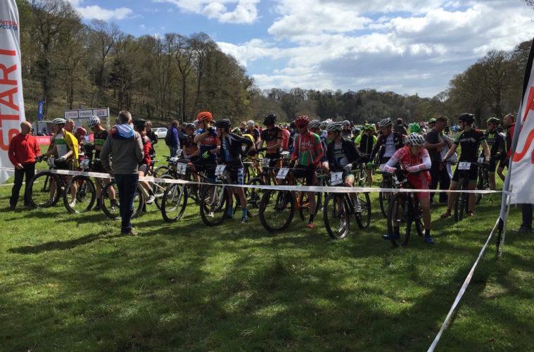 XC MTB Race Starts