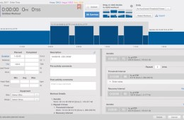 TrainingPeaks Workout Builder