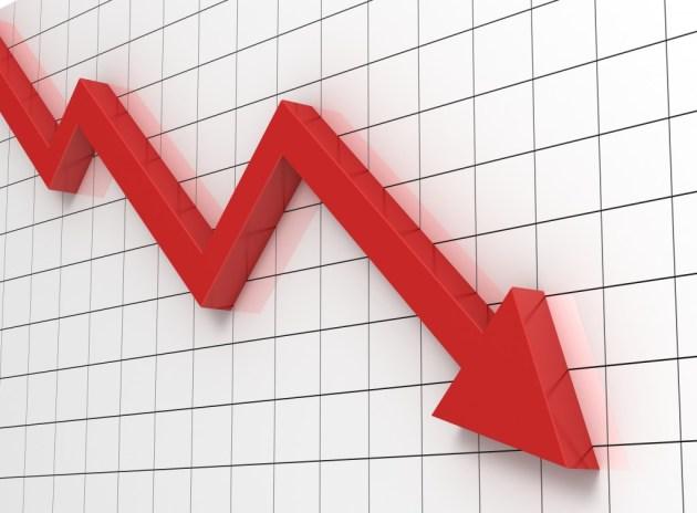 recession graph