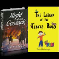 NOTC-TLoftTickleBugs-bookstore-dual-autographed-version 150-159-10172014