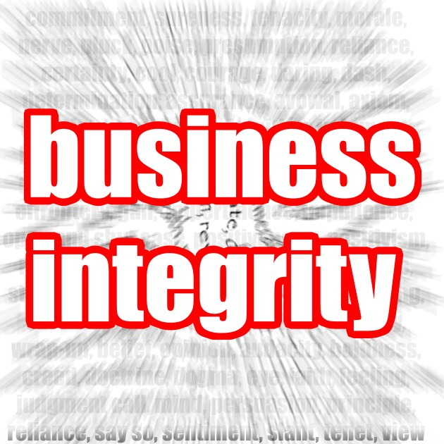Business integrity