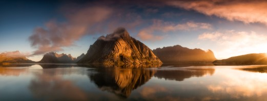 Reinefjord Sunrise