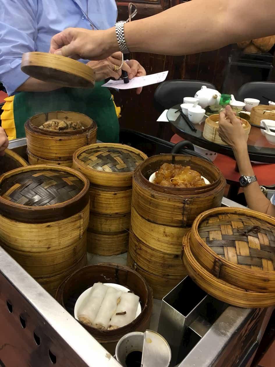 蓮香居 香港グルメ 飲茶