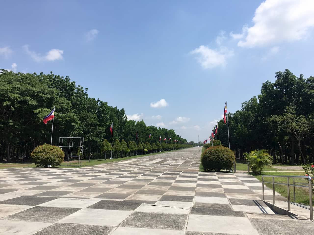 フィリピンデスマーチ記念公園