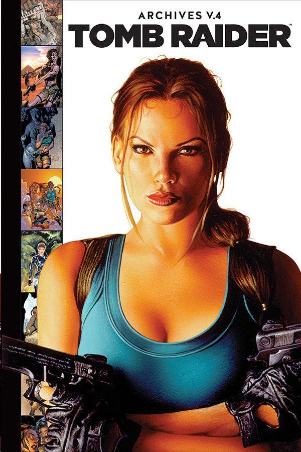 Tomb Raider Archive Volume 4 HC