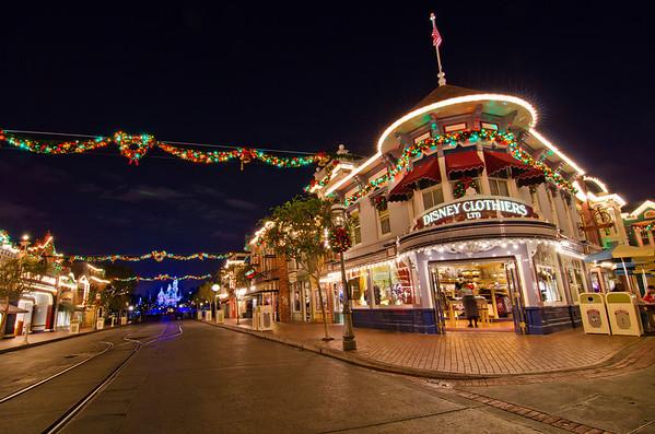 Main Street Usa Comparison Disney Tourist Blog