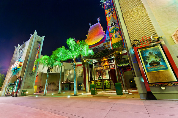 Grauman's Chinese Theater!More on Disney's Hollywood Studios' much-needed